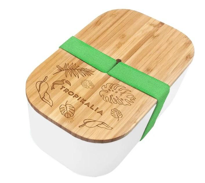 Zobrazit detail výrobku Tropikalia Lunch box ECO - Tropic