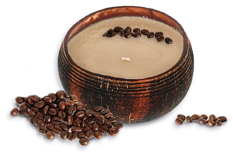 Zobrazit detail výrobku Tropikalia Svíčka z kokosu - vůně Coffee Mocha