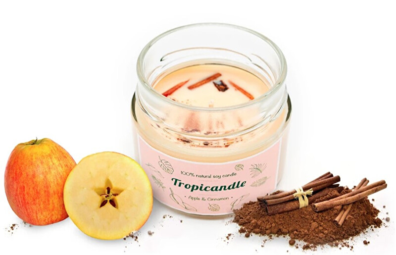 Zobrazit detail výrobku Tropikalia Tropicandle - Apple & cinnamon
