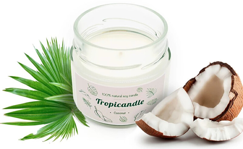 Zobrazit detail výrobku Tropikalia Tropicandle - Coconut