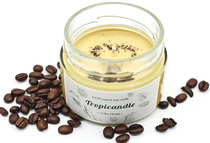 Zobrazit detail výrobku Tropikalia Tropicandle - Coffe mocha