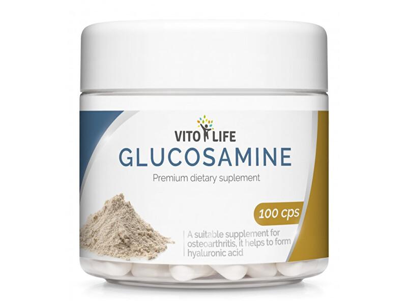 Zobrazit detail výrobku Vito life Glukosamin 560 mg, 100 tobolek
