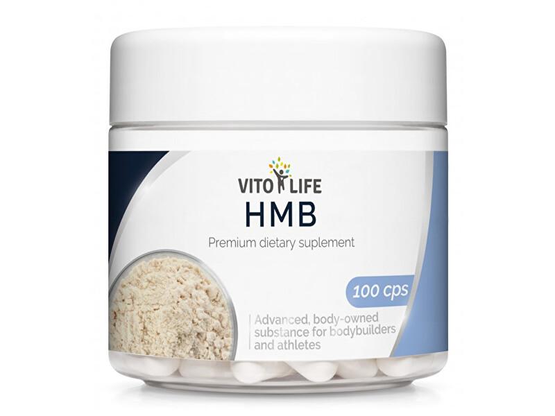 Zobrazit detail výrobku Vito life HMB 300 mg, 100 tobolek