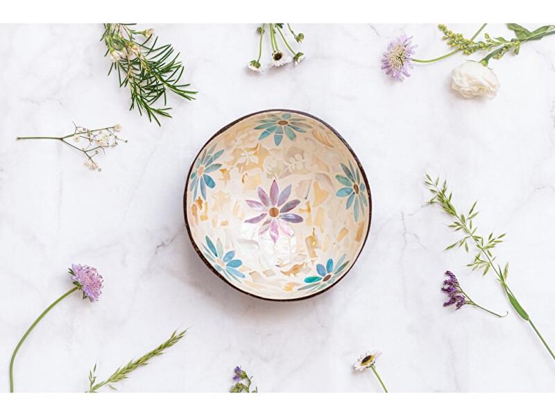Zobrazit detail výrobku zKokosu Kokosová miska FLOWER
