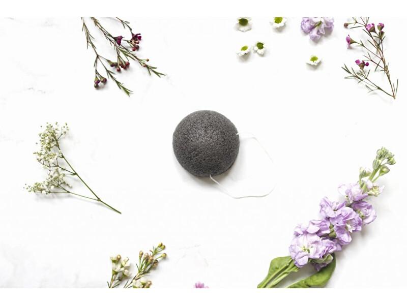 Zobrazit detail výrobku zKokosu Konjaková houbička BAMBUSOVÉ UHLÍ