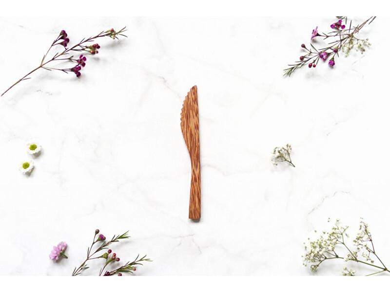 Zobrazit detail výrobku zKokosu Nůž z kokosového dřeva