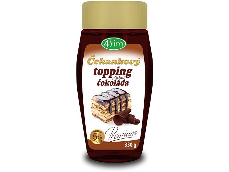 Zobrazit detail výrobku 4Slim Topping čokoláda 330g