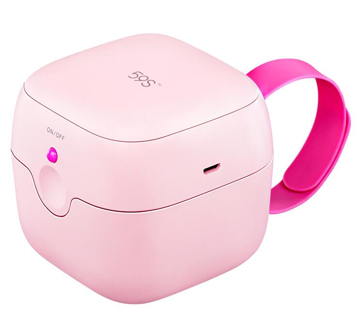 Zobrazit detail výrobku 59S 59S UV-C sterilizátor dudlíků S6 - Pink