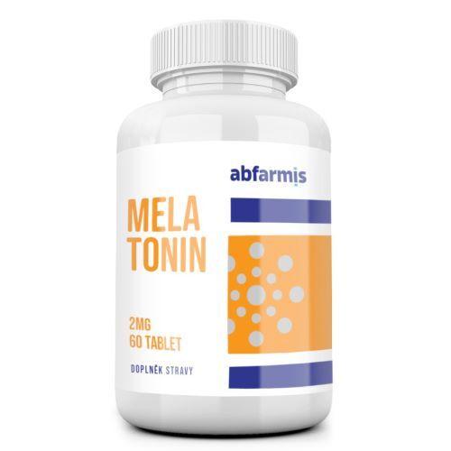 Zobrazit detail výrobku ABFARMIS Melatonin 2 mg - 60 tablet