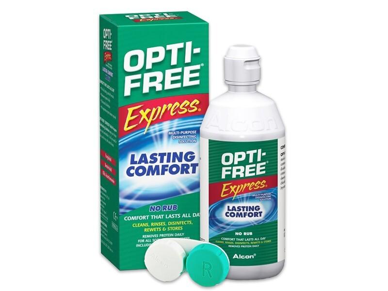 Zobrazit detail výrobku Alcon Roztok OPTI-FREE Express 355 ml