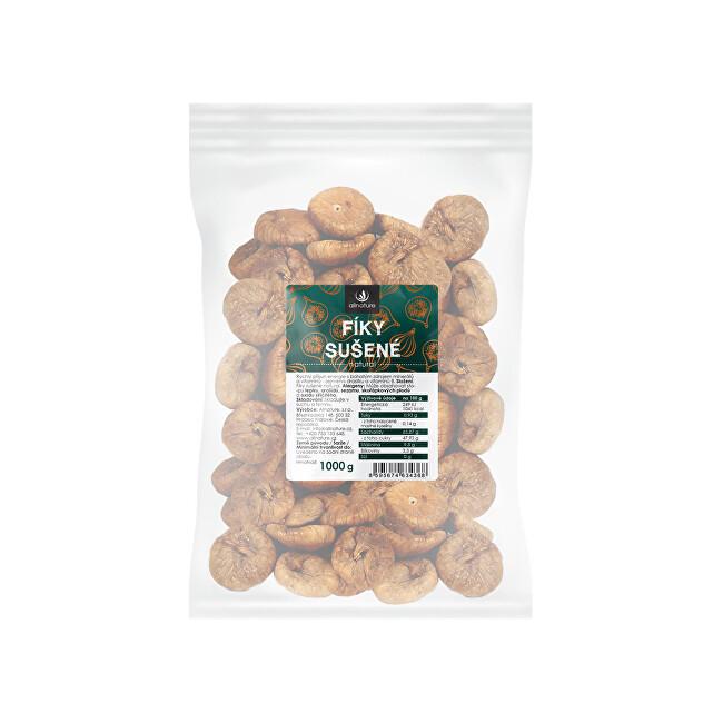 Zobrazit detail výrobku Allnature Fíky sušené natural 1000 g