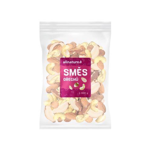Zobrazit detail výrobku Allnature Směs ořechů 1000 g