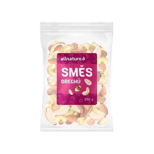 Zobrazit detail výrobku Allnature Směs ořechů 250 g