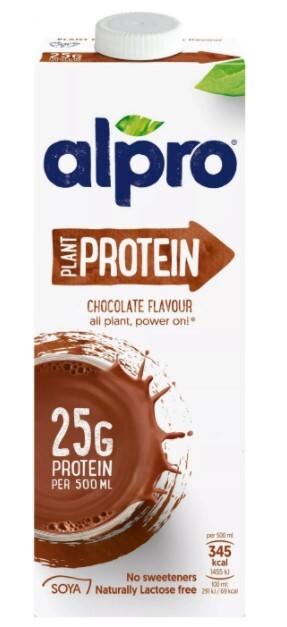 Zobrazit detail výrobku Alpro Alpro High Protein sójový nápoj s čokoládovou příchutí 1 l