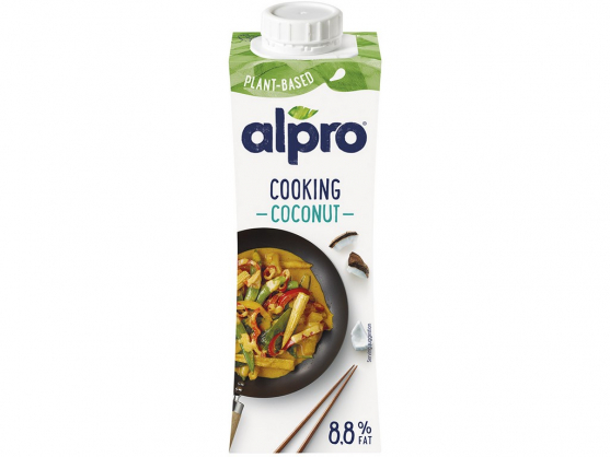 Zobrazit detail výrobku Alpro Alpro kokosová alternativa smetany na vaření 250 ml
