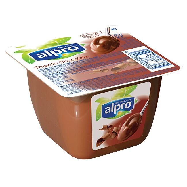 Zobrazit detail výrobku Alpro Alpro sójový dezert s čokoládovou příchutí 125 g
