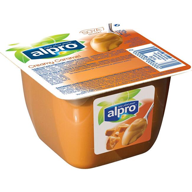 Zobrazit detail výrobku Alpro Alpro sójový dezert s karamelovou příchutí 125 g