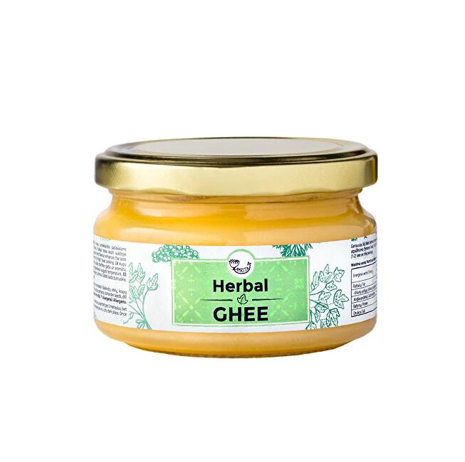 """Zobrazit detail výrobku Amrita Ghí s přírodním extraktem """"Bylinné"""" 200 ml"""