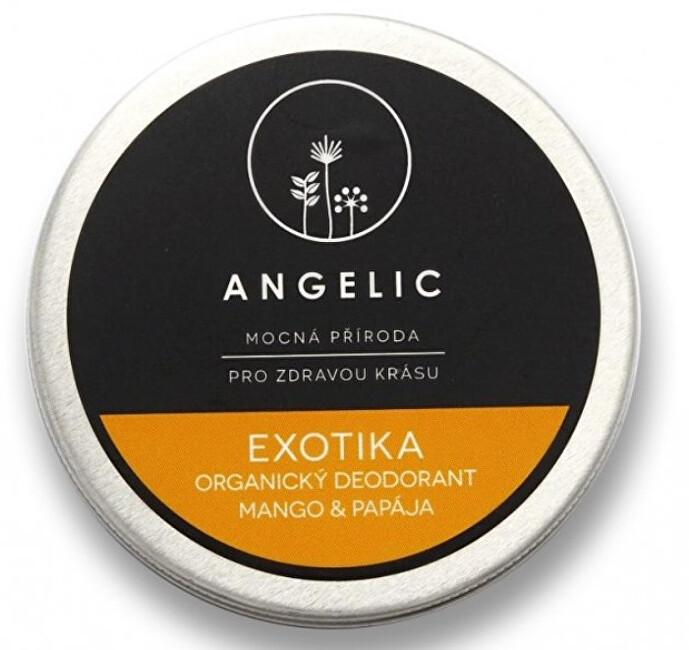 Zobrazit detail výrobku Angelic Exotika - organický deodorant mango & papája 50 ml