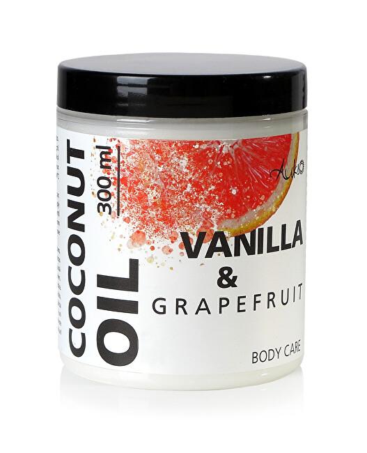 Zobrazit detail výrobku Aukso Kokosový olej bodycare Grapefruit a vanilka 300 ml