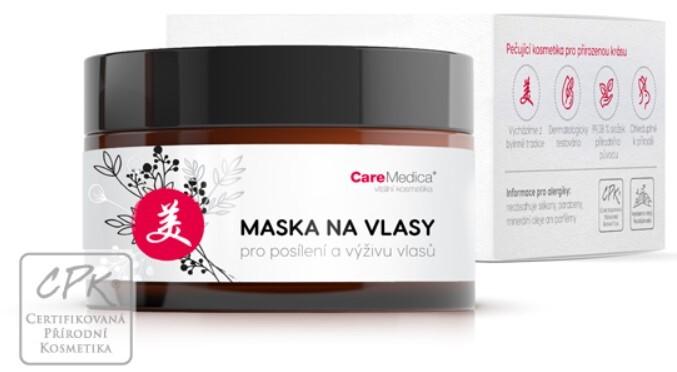 Zobrazit detail výrobku CareMedica Maska na vlasy 70 ml