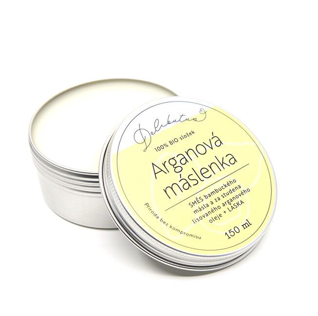 Zobrazit detail výrobku Delibutus Arganová máslenka 150 ml