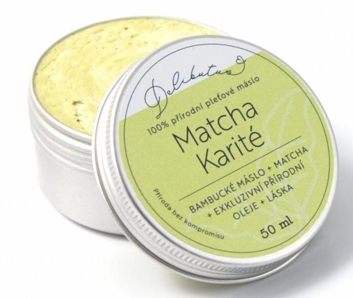 Zobrazit detail výrobku Delibutus Matcha Karité 50ml