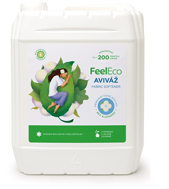 Zobrazit detail výrobku Feel Eco Aviváž bavlna 5 l