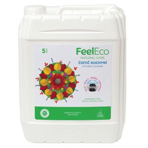 Zobrazit detail výrobku Feel Eco Čistič kuchyní 5 l