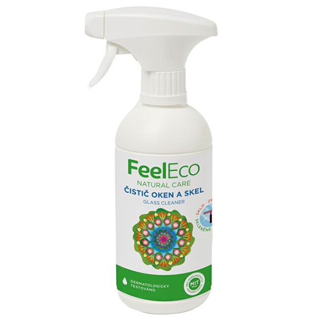Zobrazit detail výrobku Feel Eco Čistič oken a skel 450 ml