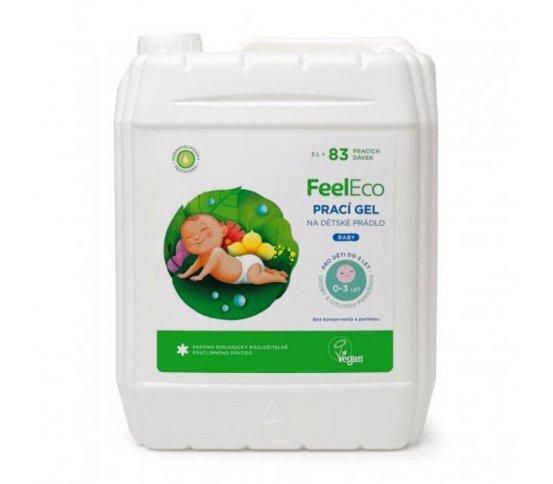 Zobrazit detail výrobku Feel Eco Prací gel Baby 5 l