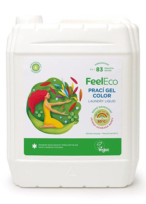 Zobrazit detail výrobku Feel Eco Prací gel color 5 l