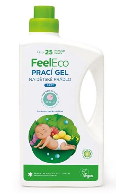 Zobrazit detail výrobku Feel Eco Prací gel Baby 1,5 l