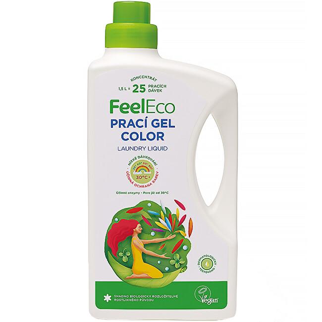 Zobrazit detail výrobku Feel Eco Prací gel color 1,5 l
