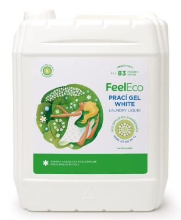 Zobrazit detail výrobku Feel Eco Prací gel white 5 l