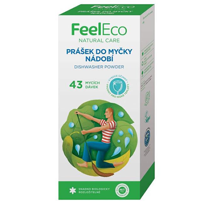 Zobrazit detail výrobku Feel Eco Prášek do myčky 860 g