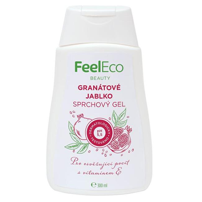 Feel Eco Sprchový gel - Granátové jablko 300 ml