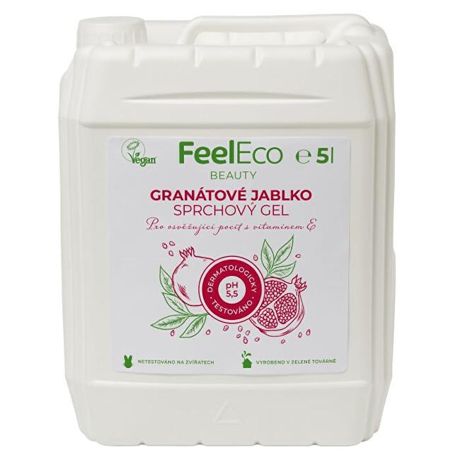 Feel Eco Sprchový gel - Granátové jablko 5 l