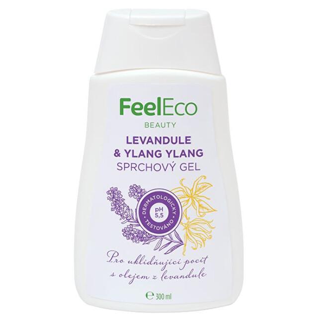Zobrazit detail výrobku Feel Eco Sprchový gel - Levandule & Ylang-Ylang 300 ml