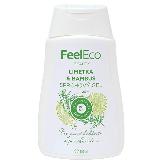 Zobrazit detail výrobku Feel Eco Sprchový gel - Limetka & Bambus 300 ml