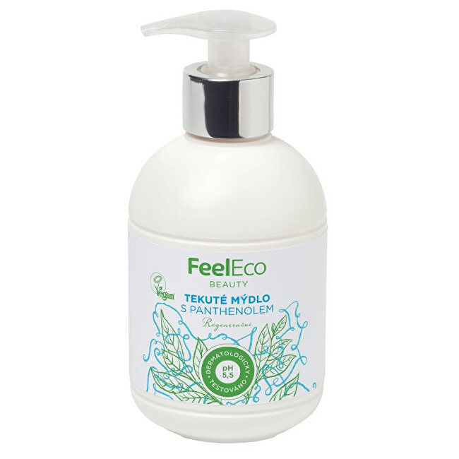Zobrazit detail výrobku Feel Eco Tekuté mýdlo panthenol 300 ml