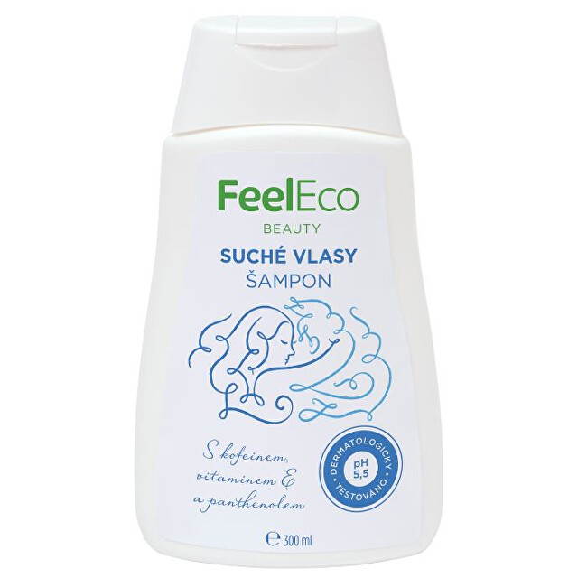 Zobrazit detail výrobku Feel Eco Vlasový šampon na suché vlasy 300 ml