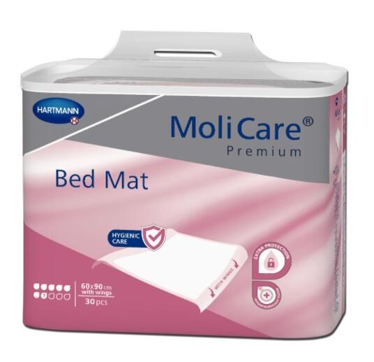 Zobrazit detail výrobku MoliCare MoliCare Bed Mat 7 kapek se záložkami 30 ks