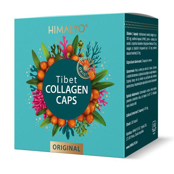 Zobrazit detail výrobku Himalyo Tibet COLLAGEN CAPS 100 kapslí