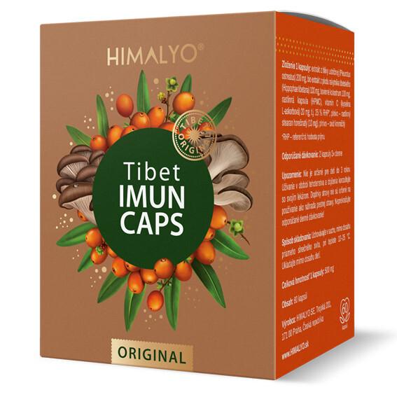 Zobrazit detail výrobku Himalyo Tibet IMUN CAPS 60 kapslí
