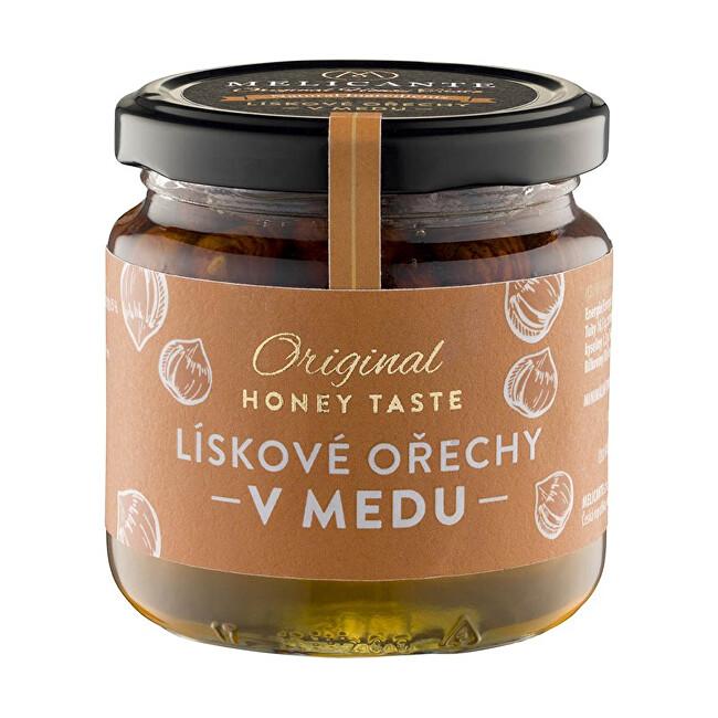 Zobrazit detail výrobku HoneyMix Lískové ořechy v medu 250 g