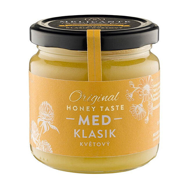 Zobrazit detail výrobku HoneyMix Med květový Klasik pastový 250 g