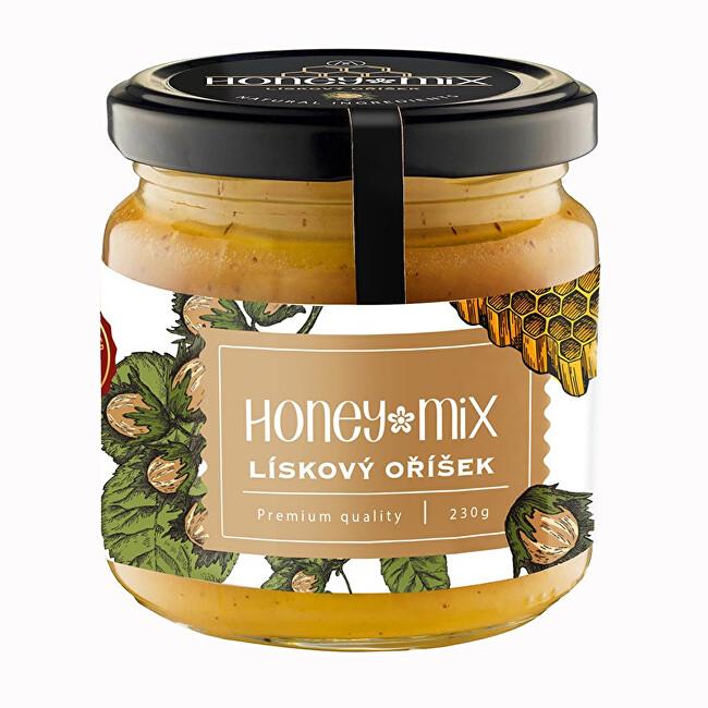 Zobrazit detail výrobku HoneyMix Med s lískovým oříškem 230 g