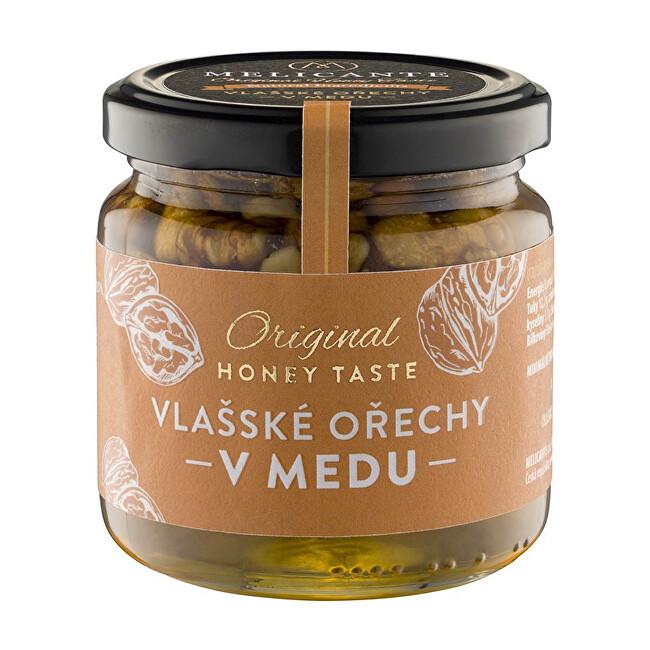 Zobrazit detail výrobku HoneyMix Vlašské ořechy v medu 250 g