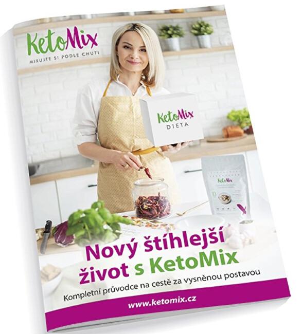 Zobrazit detail výrobku KetoMix Manuál KetoMix